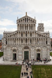 The Cathedral of Pisa Stock Photos