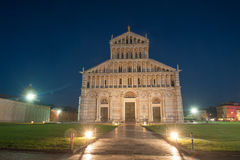 Cathedral in Pisa Royalty Free Stock Photography