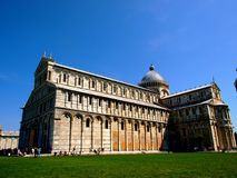 Cathedral of Pisa , Italy Royalty Free Stock Photo