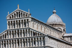 Cathedral at Pisa, Italy Royalty Free Stock Photography