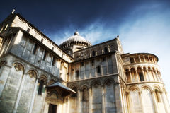 Cathedral in Pisa Italy Royalty Free Stock Image
