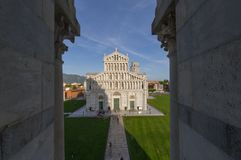 The cathedral of Pisa Royalty Free Stock Images