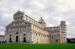 Cathedral of Pisa, Italy Stock Photography