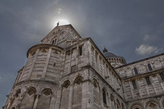 Cathedral of pisa Stock Photography