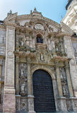 Cathedral at Plaza de Armas, Lima, Peru Stock Photos