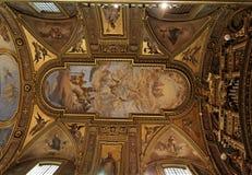 Cathedral Pompeii Royalty Free Stock Photo