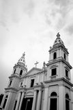 Cathedral of Ponce Royalty Free Stock Image