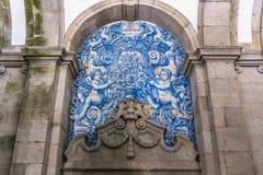 Cathedral in Porto Stock Photo