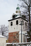 Cathedral in Porvoo Stock Photo