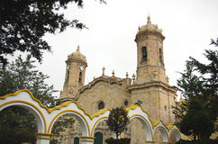 Cathedral in Potosi, Bolivia Royalty Free Stock Photo