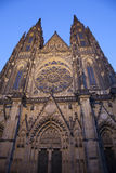 Cathedral in Prague Stock Photo