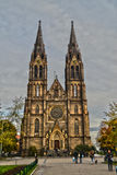 Cathedral in Prague Royalty Free Stock Image