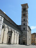 The Cathedral of Prato Royalty Free Stock Photography