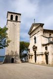 Cathedral of Pula Royalty Free Stock Photos