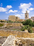 Cathedral in Rabat Royalty Free Stock Photo