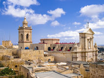 Cathedral in Rabat Royalty Free Stock Image