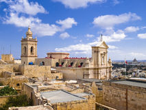 Cathedral in Rabat Royalty Free Stock Photography