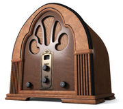 Cathedral Radio Royalty Free Stock Photo