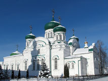 Cathedral in the Raifsky man's monastery Royalty Free Stock Image