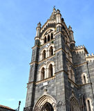Cathedral of Randazzo Royalty Free Stock Photography