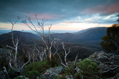 Cathedral Ranges Stock Image