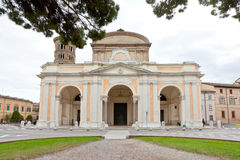 Cathedral in Ravenna, Italy Royalty Free Stock Photography