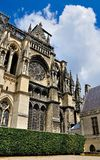 Cathedral Reims. Stock Photos