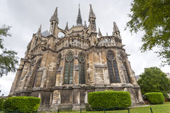 Cathedral of Reims - Exterior Stock Image