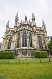 Cathedral of Reims - Exterior Stock Images