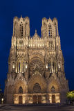 Cathedral of Reims Royalty Free Stock Photography