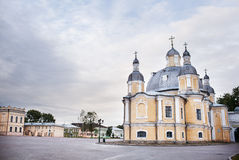 Cathedral of the Resurrection in Vologda Stock Photo