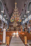 Cathedral of Retimno. Orthodoxal Church. Retimno, Crete, Greece Stock Images
