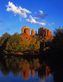 Cathedral Rock#16. Cathedral Rock and Oak Creek Canyon near Sedona, Arizona Stock Images