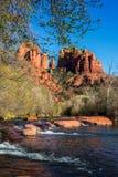 Cathedral Rock. Red Rock Country, Sedona, Arizona Stock Photo