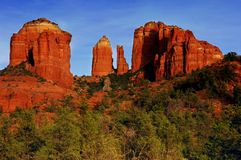 Cathedral Rock Stock Images