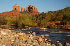 Cathedral Rock Royalty Free Stock Photos