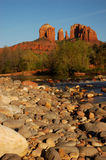 Cathedral Rock. In Sedona, Arizona Stock Photo