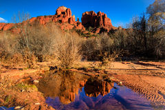 Cathedral Rock 2 Royalty Free Stock Image