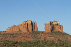 Cathedral Rock Landscape Sedona Stock Images