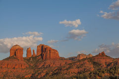 Cathedral Rock Landscape Sedona Arizona Royalty Free Stock Photography