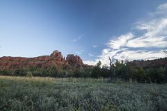 Sedona Red Rock State Park. royalty free stock images