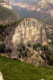 Cathedral Rock Nevada Landscape Stock Photography