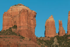 Cathedral Rock Royalty Free Stock Photo