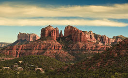Cathedral Rock in Sedona Royalty Free Stock Photos