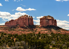 Cathedral Rock Sedona Royalty Free Stock Photography