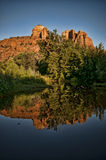 Cathedral Rock, Sedona, Arizona Stock Photo