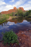 Cathedral Rock Sedona Arizona Stock Photography