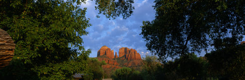 Cathedral Rock, Sedona, Arizona Royalty Free Stock Images