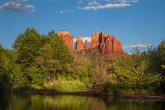 Cathedral Rock Sedona AZ Royalty Free Stock Photos