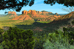 Cathedral Rock Sedona Stock Photography